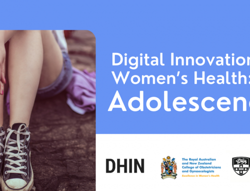 Digital Innovation in Women's Health: Adolescence