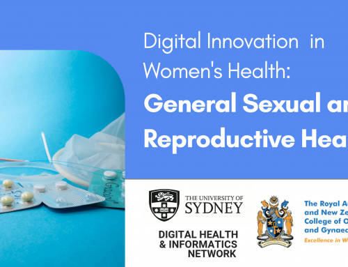Digital Innovation in Women's Health: General Sexual and Reproductive Health